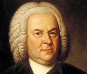 Bild JS Bach