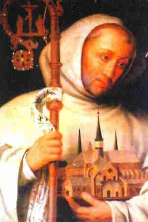 picture Bernhard von Clairvaux