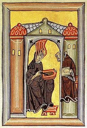 Bild Hildegard von Bingen