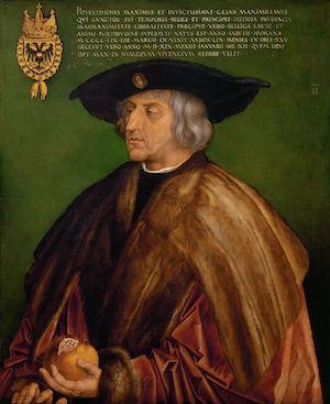 Bild Kaiser Maximilian