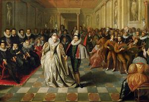 Bild Renaissancehochzeit